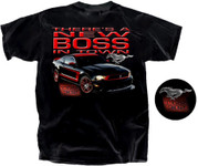 New BOSS in Town T-Shirt