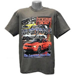 Ford Mustang BOSS 302 Legend T-Shirt