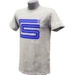Shelby Signature Logo Grey T-Shirt