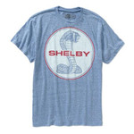 Shelby Mustang Logo Men's Graphic Tee 2XL