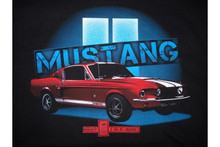 Shelby Red G.T. 500 Mustang T-Shirt