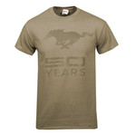 Mustang 50 Years Desert Sand T-Shirt
