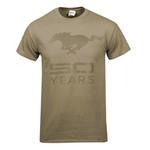Mustang 50 YEARS Desert Sand T-Shirt