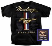 Mustang Since 1964 Men's T-Shirt