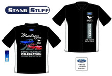 Pit Shirt From Mustang 50th Anniversary Celebration - Vegas