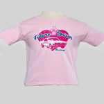 Future Driver Pink Tee for Toddlers - Last Ones