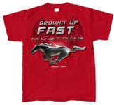 Kids Shirt - Growin' Up Fast T-Shirt