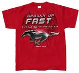 Kids Shirt - Growin' Up Fast T-Shirt