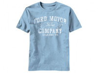 Ford Motor Co. T-Shirt - Light Blue