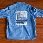 Mustang American Roadtrip  - Long Sleeve Denim Shirt
