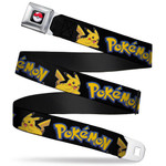 Kids Pokemon Seatbelt Belt
