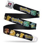 Pokemon Seatbelt Belt