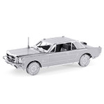 1965 Mustang Coupe 3D Model Kit