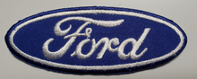 Patch - Ford Blue Oval - Large 3.5""