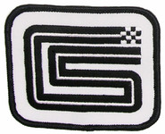 Patch - Shelby CS Logo Rectangular 3.5""