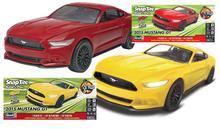 2015 Ford Mustang GT SnapTite Model Kit