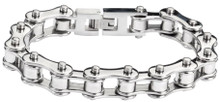 Bracelet - Timing Chain - Chrome - Large