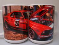 Ford Mustang BOSS 302 Photo 15oz. Coffee Mug