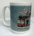 Mug - Mustang Dream Garage GREY