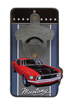 Mustang Die Cut MDF Bottle Opener