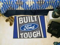 "Built Ford Tough 19""x30"" Rug"
