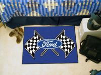 "Ford Flags 19"" x 30"" Mat"