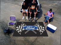 """Ford Flags 60""""x96"""" Rug"""