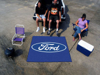 "Ford Oval 60""x72"" Rug"