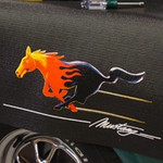 Flamed Horse Fender Gripper®
