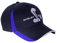 Shelby GT 500 Hat - Blue Accent
