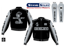 "Shelby Mustang Logo Jacket ""98"" - LAST ONES"
