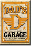 Magnet - Dad's Garage