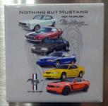 "Mustang ""Nothing but Mustang"" Magnet"