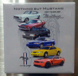 "Mustang ""Nothing But Mustang"" Magnet"