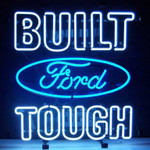 Built Ford Tough Neon Sign (Discontinued)