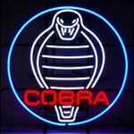 Ford Cobra Neon Sign (Old Version/Discontinued)