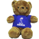 Mustang Teddy Bears - Shelby Blue Style