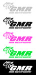 GMR Vehicle Decals (non-sequential)