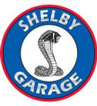 "Shelby Garage Disk 12"""