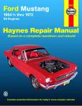 Haynes - Repair Manual Mustang 1964 1/2 thru 1973