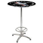 """Mustang Cafe Table - 27"""""""
