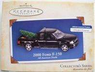 2004 Hallmark Ornament - 2000 Ford F-150