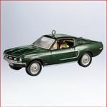 2011 Hallmark Ornament - 1968 Mustang GT