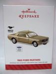 2014 Hallmark Ornament - 1965 Mustang