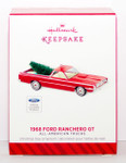 2014 Hallmark Ornament - 1968 Ranchero