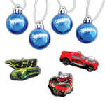 Hot Wheels Ornament Set - 2013