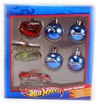 Hot Wheels Ornament Set - 2011