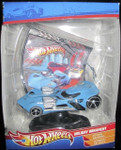 Hot Wheels Race Car Ornament - 2011