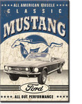 Magnet - Classic Mustang 1967 Convertible