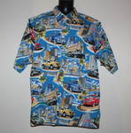 F150 Reyn Spooner F-150 Hawaiian Shirt - LAST ONES!